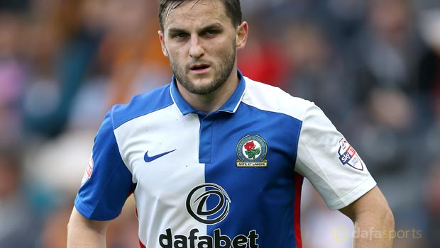 Blackburn Rovers winger Craig Conway