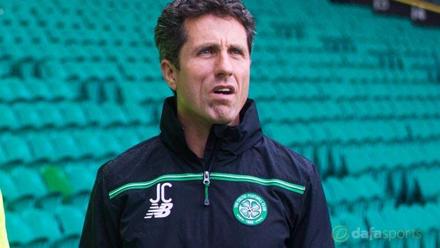 Celtic assistant boss John Collins