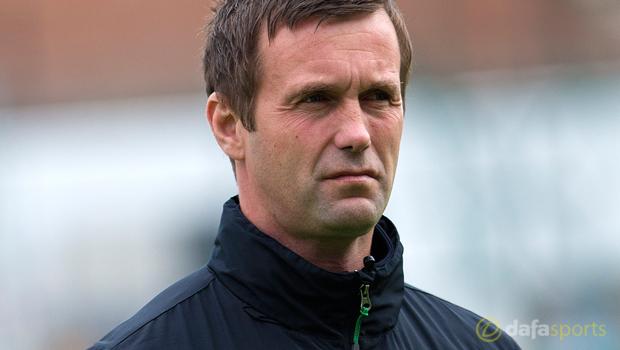 Celtic boss Ronny Deila Europa League