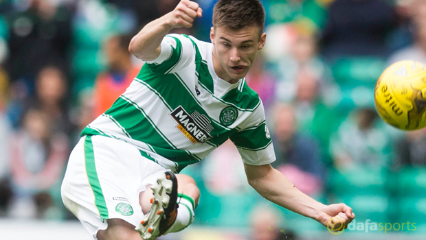 Celtic defender Kieran Tierney