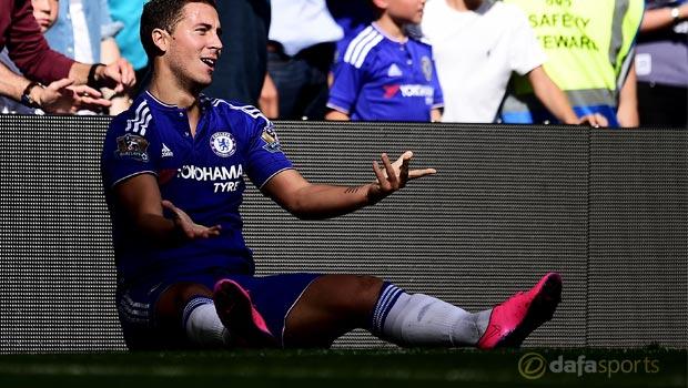 Chelsea Eden Hazard Premier League