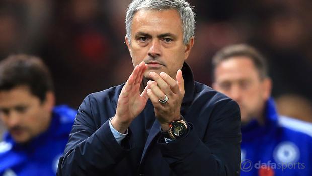 Chelsea boss Jose Mourinho Capital One Cup