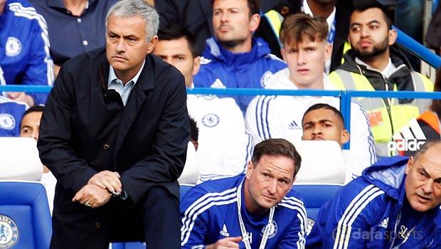 Chelsea v Southampton Jose Mourinho