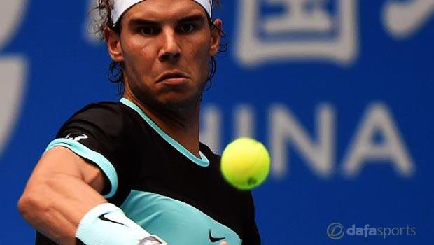 China Open Rafael Nadal
