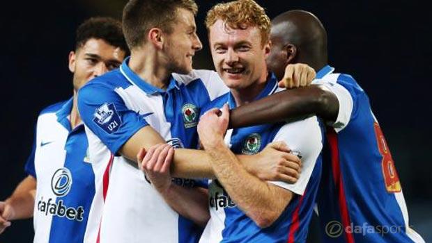 Chris Taylor Blackburn Rovers