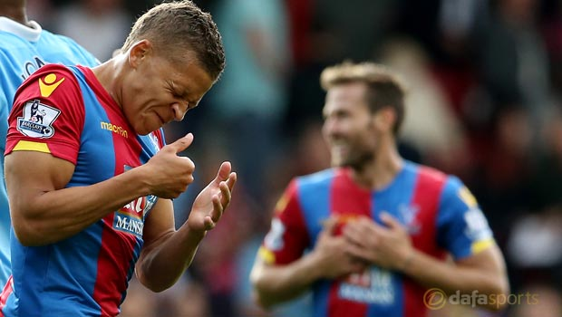 Crystal Palace Dwight Gayle