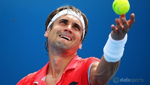 David Ferrer ATP Tour