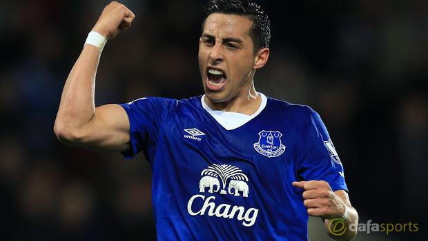 Everton Ramiro Funes Mori Capital One Cup