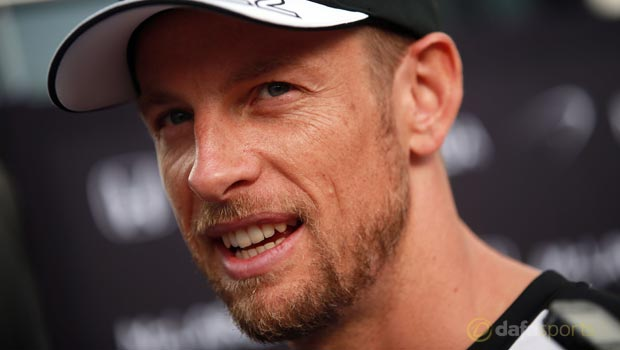 F1 Jenson Button McLaren
