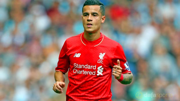 Liverpool Philippe Coutinho to Real Madrid