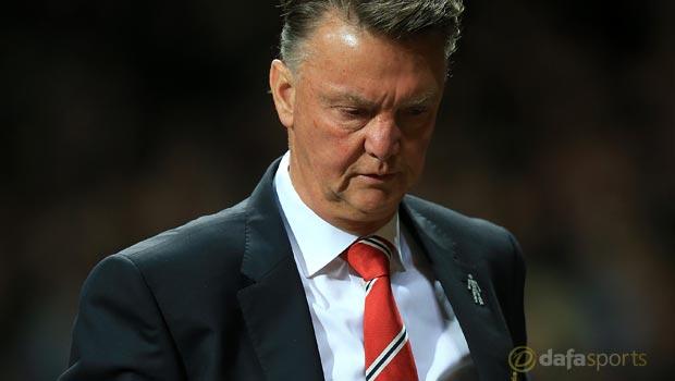 Manchester United v Arsenal Louis Van Gaal