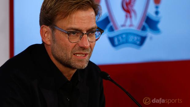 New Liverpool manager Jurgen Klopp
