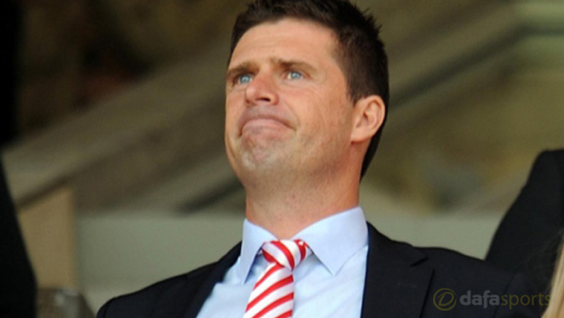 Niall Quinn former Sunderland