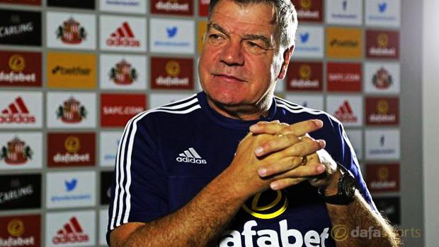 Sam Allardyce Sunderland boss