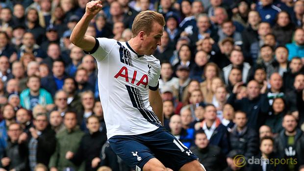 Spurs Harry Kane