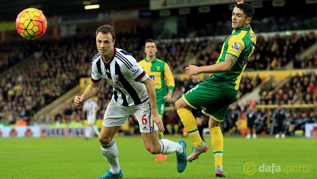 West Bromwich Albion Jonny Evans