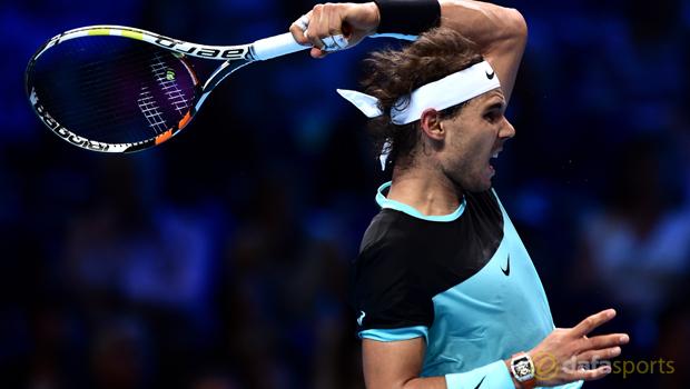 ATP World Tour Finals Rafael Nadal