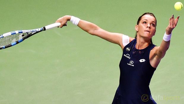Agnieszka Radwanska WTA Finals