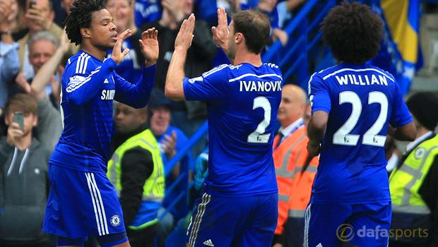 Branislav Ivanovic Chelsea Premier League