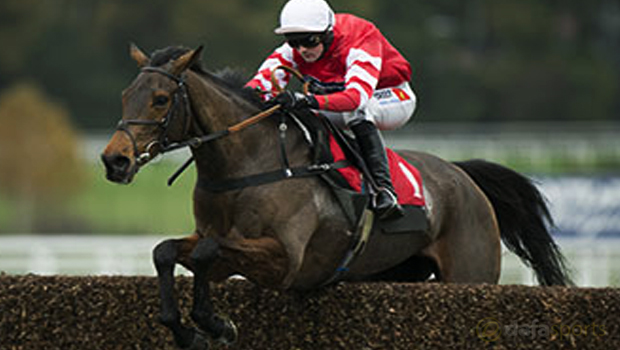 Cooper Coneygree in Gold Cup