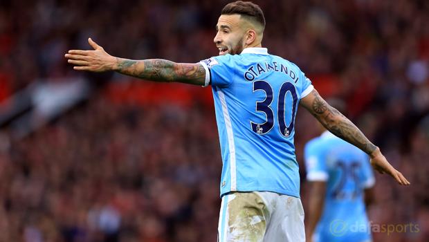 Manchester City Nicolas Otamendi