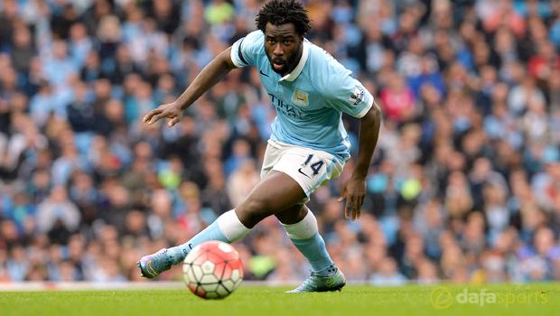 Manchester City Wilfried Bony