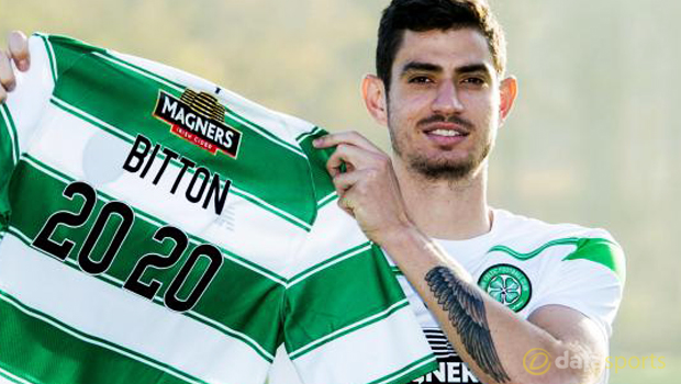 Nir Bitton new Celtic deal