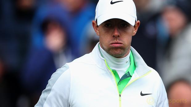 Rory McIlroy HSBC Champions Golf