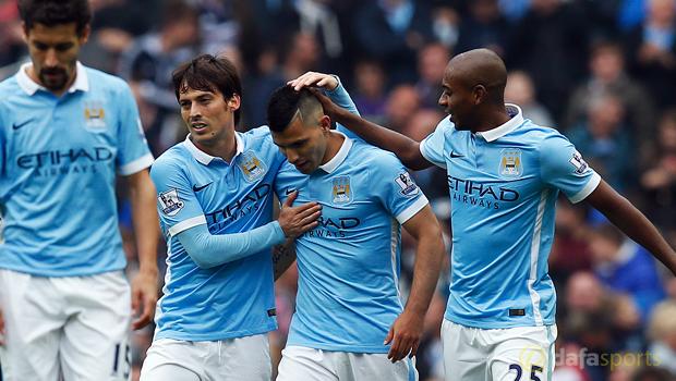 Sergio Aguero Manchester City return