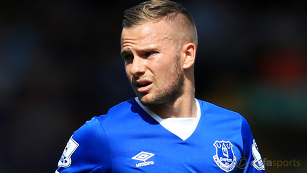 Tom Cleverley Everton and Euro 2016