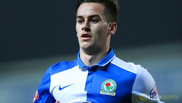 Tom Lawrence Blackburn Rovers