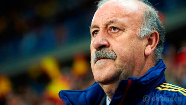 Vicente Del Bosque Spain manager