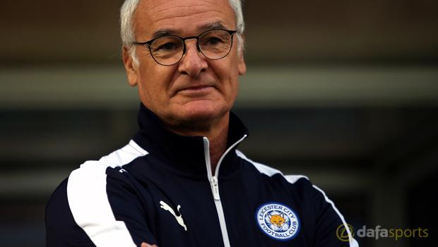 West Bromwich Albion v Leicester City Claudio Ranieri