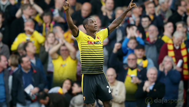 West Ham United v Watford Odion Ighalo