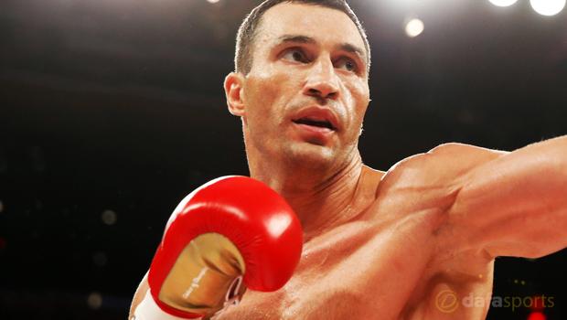 Wladimir Klitschko v Tyson Fury Boxing