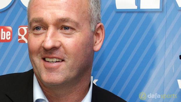 Blackburn Rovers new manager Paul Lambert