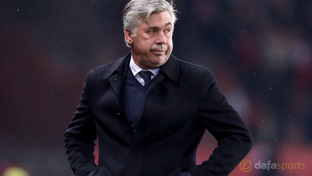 Carlo Ancelotti to Bayern Munich
