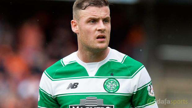 Celtic Anthony Stokes