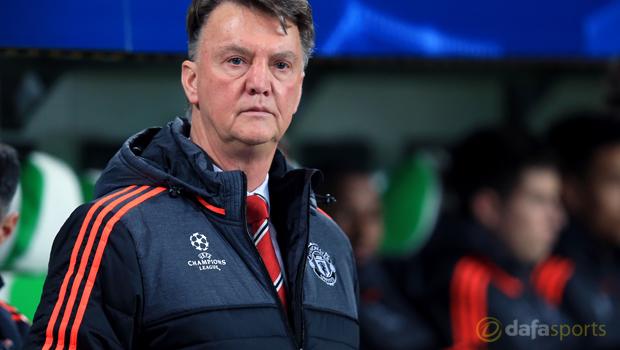 Champions League Man United Louis van Gaal
