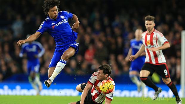 Chelsea v Sunderland Premier League