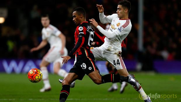 Manchester-United-v-Bournemouth