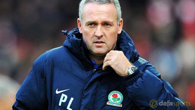 Paul Lambert Rovers
