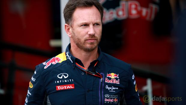 Red Bull Team Principle Christian Horner F1