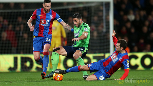 Southampton v Crystal Palace James McArthur