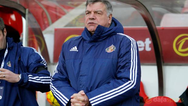 Sunderland boss Big Sam