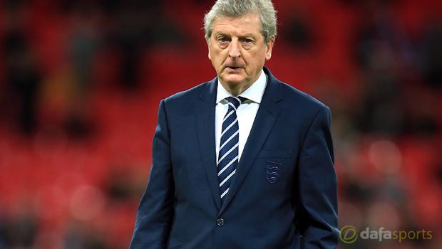 Wales v England Roy Hodgson Euro 2016