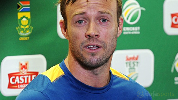 AB De Villiers Cricket