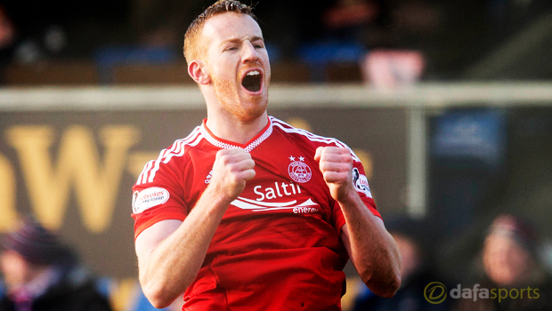 Aberdeen Adam Rooney to Euro 2016