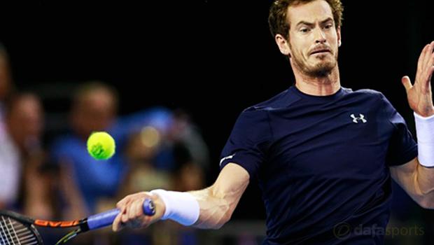 Andy Murray v Bernard Tomic Australian Open 2016