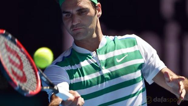 Australian Open 2016 Roger Federer v Grigor Dimitrov
